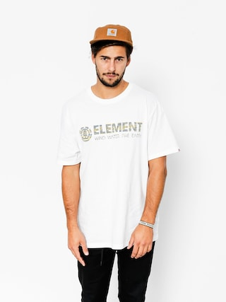 T-shirt Element Plys (optic white)