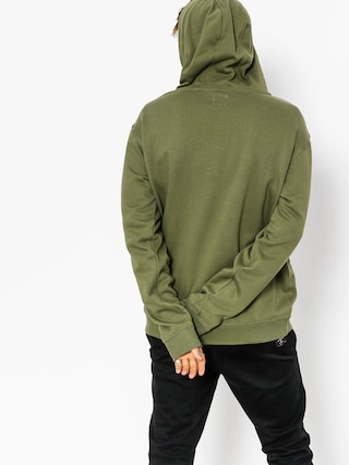 Bluza z kapturem DC Rebel ZHD (vintage green)