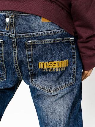 Spodnie MassDnm Classicss (dark blue)