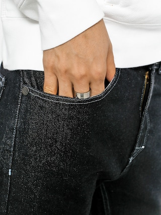 Spodnie MassDnm Signature (black rinse)