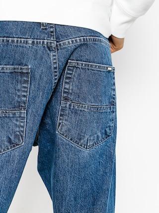 Spodnie MassDnm Slang (blue)