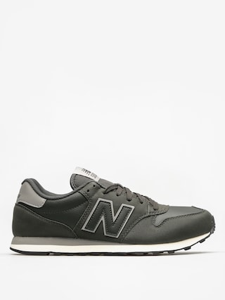 Buty New Balance 500 (dark green)