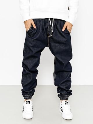 Spodnie MassDnm Signature Joggers Jeans (rinse)