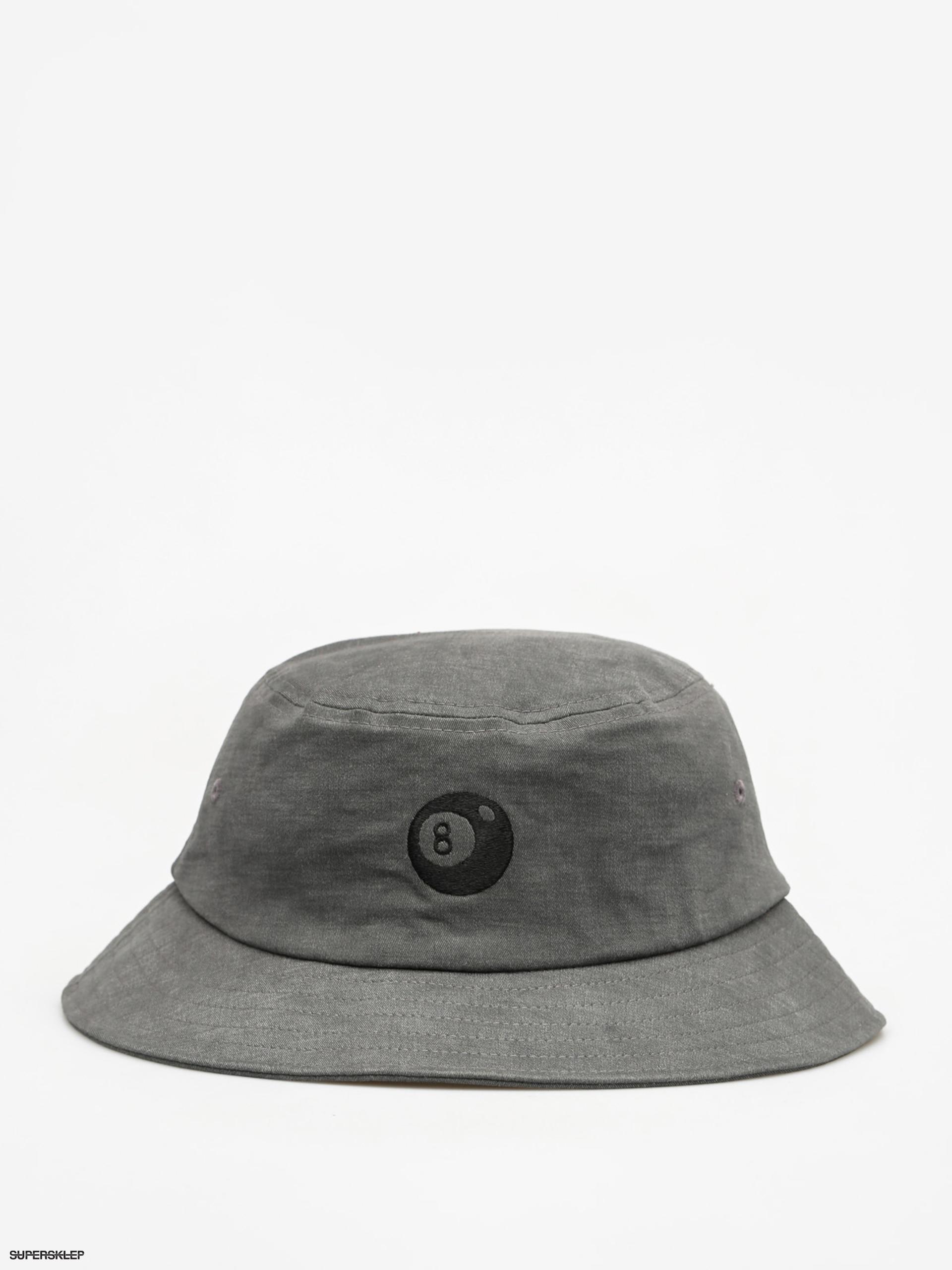 e17d6ecac0ebf7 Kapelusz Stussy 8 Ball Bucket Hat (black)