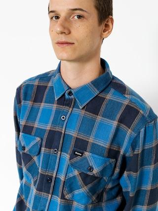 Koszula Brixton Bowery Flannel Ls (blue/navy)