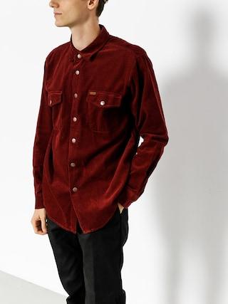 Kurtka Brixton Nevada Shirt (rust)