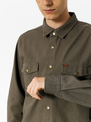 Kurtka Brixton Nevada Shirt (graphite)