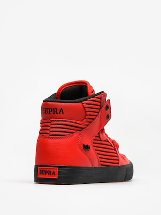 Buty Supra Vaider (red black)