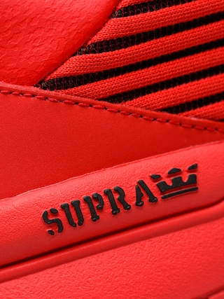Buty Supra Scissor (red red)