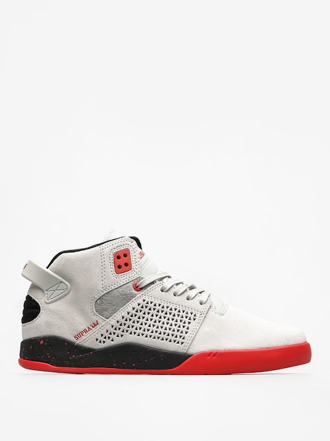 Buty Supra Skytop III (grey red)