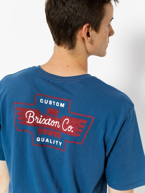 T-shirt Brixton Federal