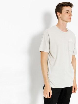 T-shirt Brixton Tanka II Pkt (stone)