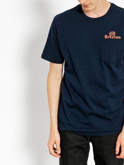 T-shirt Brixton Tanka II Pkt