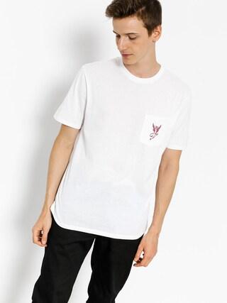 T-shirt Brixton Temptress Pkt (white)