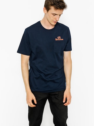 T-shirt Brixton Tanka II Pkt (navy)