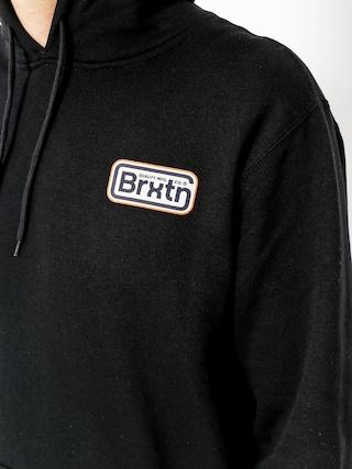 Bluza z kapturem Brixton Springfield HD (black)