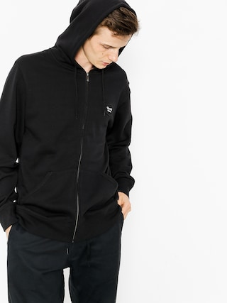 Bluza z kapturem Brixton Trig ZHD (black)