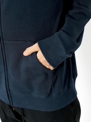 Bluza z kapturem Brixton Bering ZHD (navy)