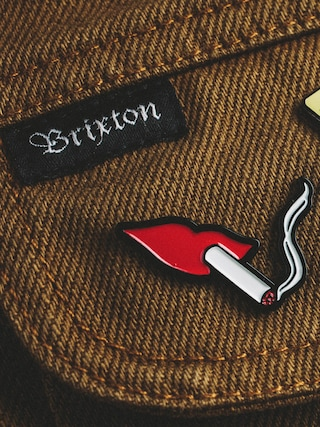 Przypinki Brixton Devout Pin Pack (multi)