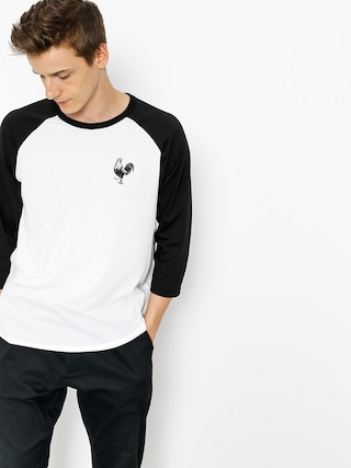 Koszulka Brixton C Bo Jje 3I4 (white/black)