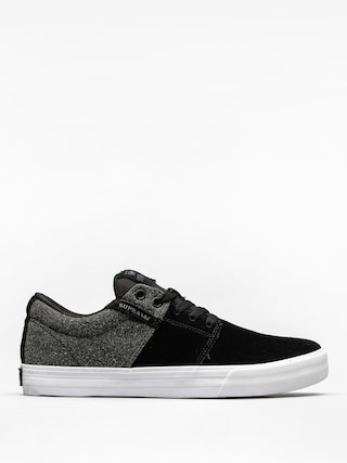 Buty Supra Stacks II Vulc (black white/black)