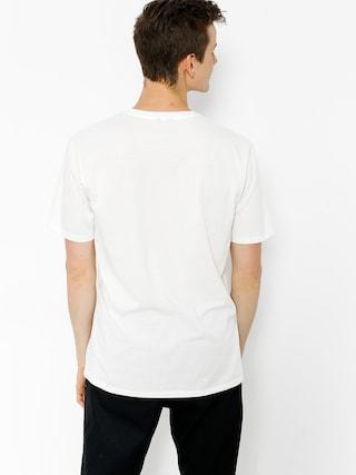 T-shirt Brixton Breach Pkt (off white)