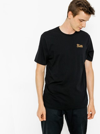 T-shirt Brixton Potrero (black)