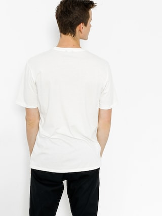 T-shirt Brixton Broadcast (off white)
