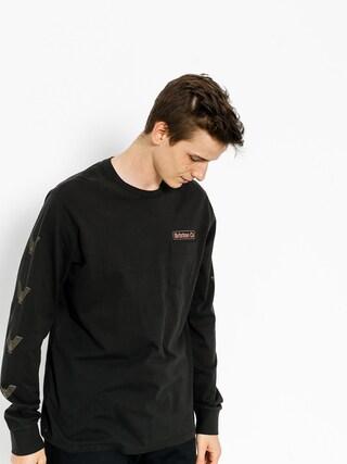 Longsleeve Brixton Maron Pkt (washed black)