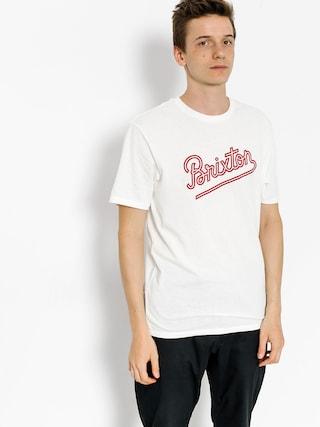 T-shirt Brixton Hammond (off white)