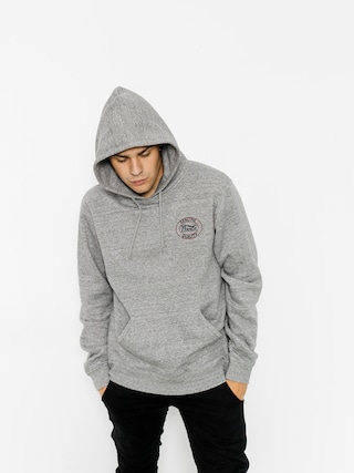 Bluza z kapturem Brixton Merced HD (heather grey)