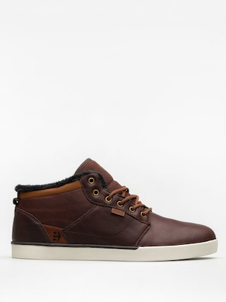 Buty Etnies Jefferson Mid (brown/white)
