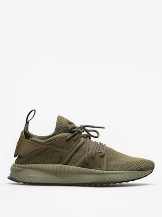 Buty Puma Tsugi Blaze Evo Knit (olive night/falcon/olive night)