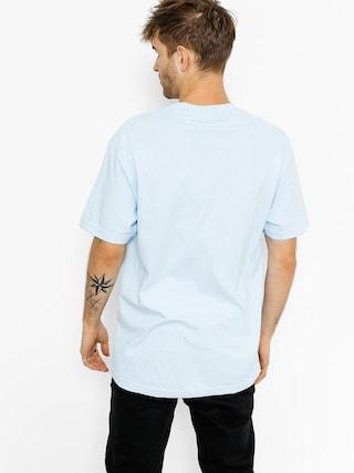 T-shirt Primitive Core Logo (light blue)