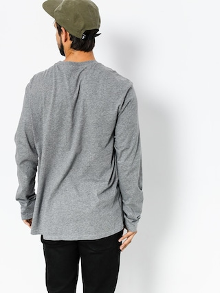 Longsleeve Element Vertical (grey heather)