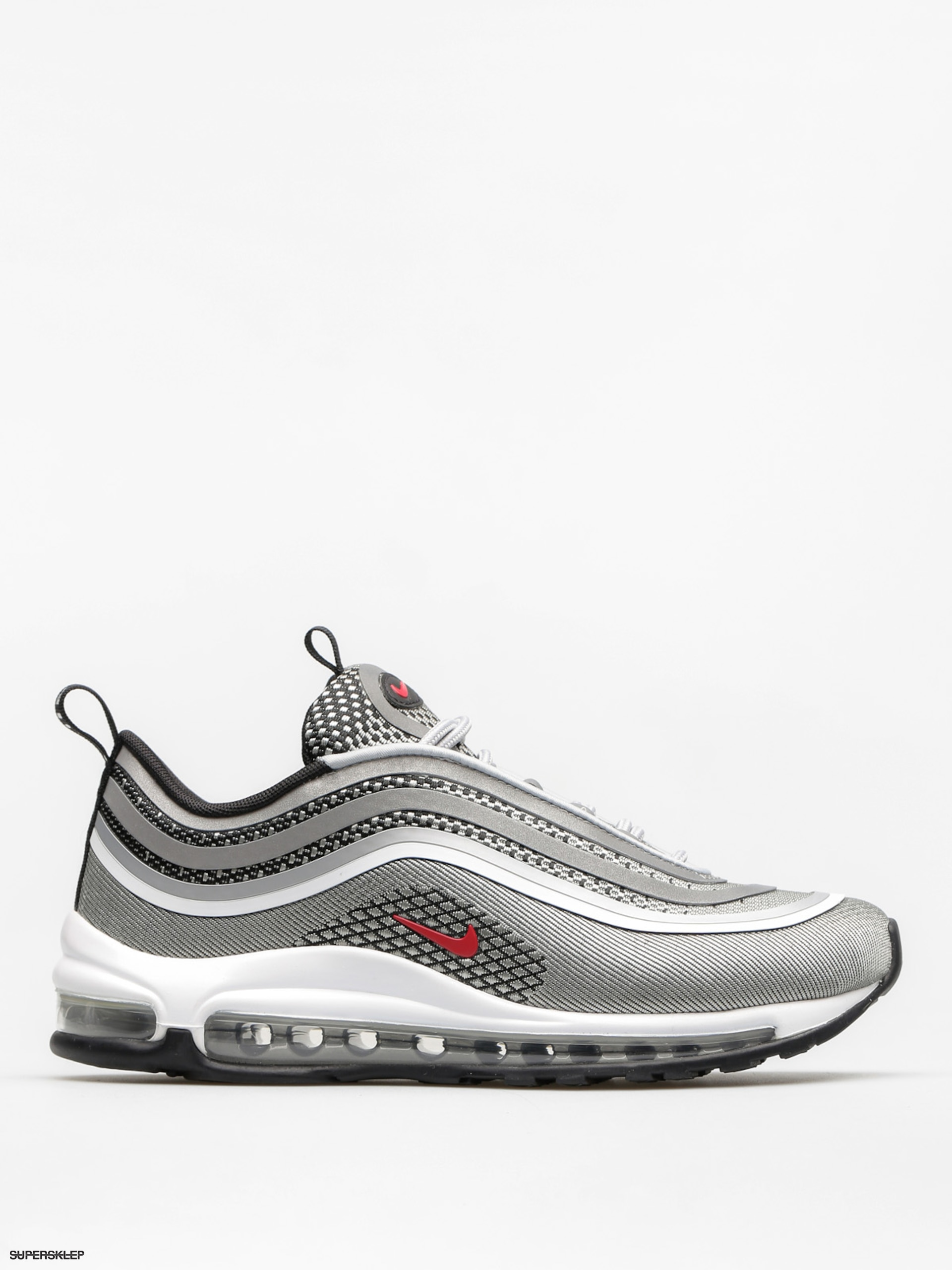 Buty Nike Air Max 97 Ultra 17 Wmn (metallic silver/varsity red black white