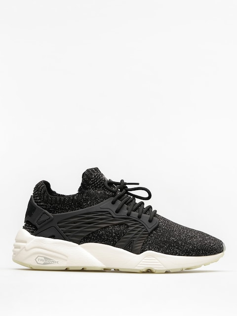 Buty Puma Blaze Cage Evo Knit (puma black/steel gray/whisper white)