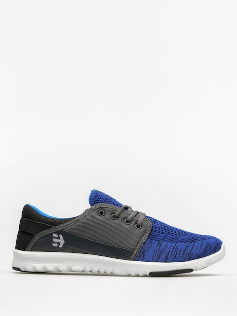 Buty Etnies Scout YB (black/blue/grey)