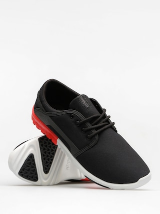 Buty Etnies Scout (black/red/white)