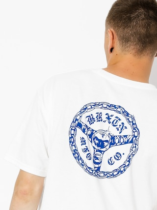 T-shirt Brixton Volante Jje (white)