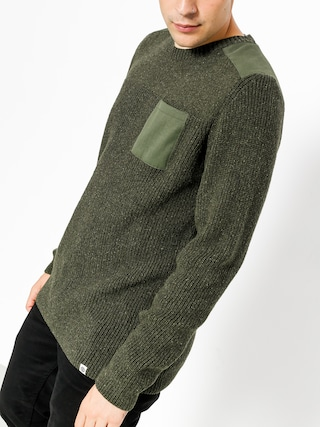 Sweter Element Coltin (moss green)