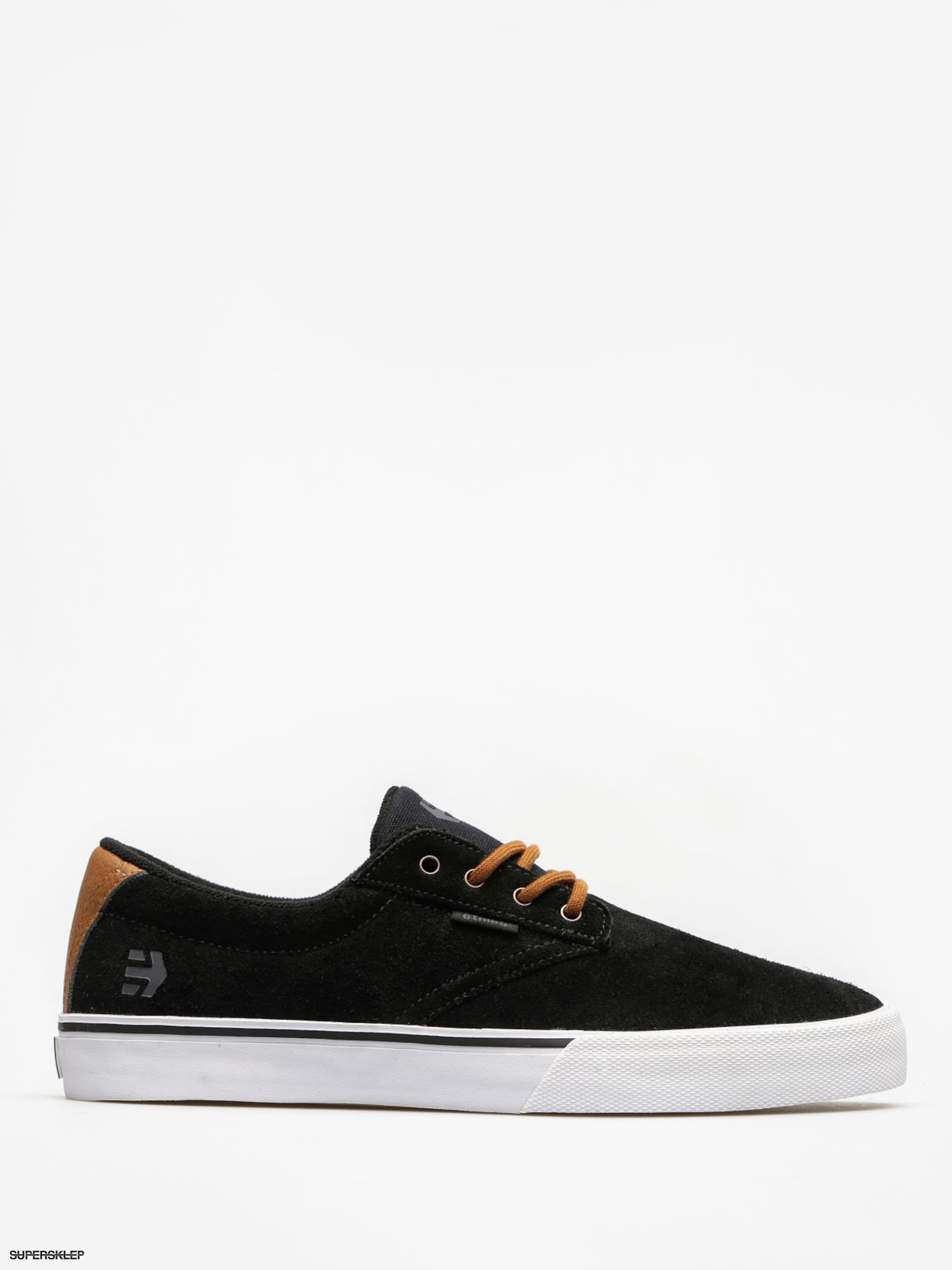 Buty Etnies Jameson Vulc (black/brown/grey)