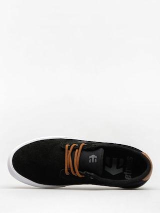 Buty Etnies Jameson Vulc (black/brown/grey)