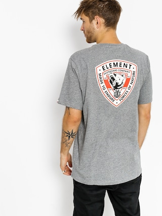 T-shirt Element Roar (grey heather)