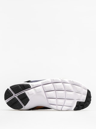 Buty Nike Air Footscape Nm (obsidian/team orange anthracite)