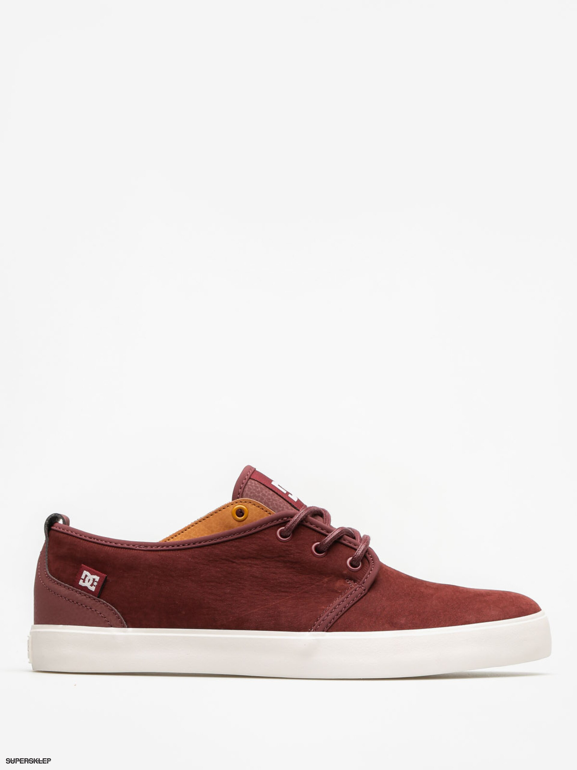 Buty DC Studio 2 Le (ox blood)