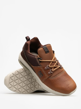 Buty DC Heathrow Ia Lx (brown/dark chocolate)