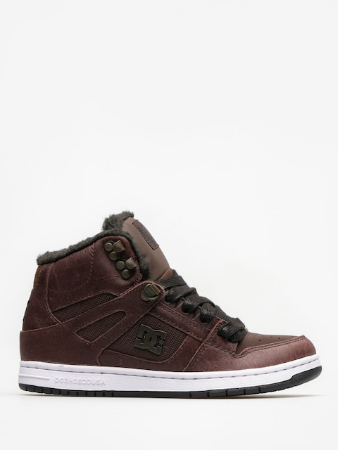 Buty zimowe DC Rebound High Wnt Wmn (brown/chocolate)