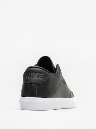 Buty Nike All Court 2 Low Leather (black/black white)