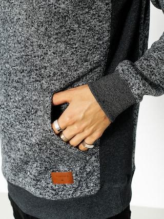 Bluza z kapturem Quiksilver Keller HD (dark grey heather)